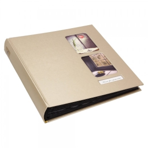 Gold Photo Album 100 Pages