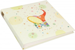 Baby Album Elephant 60 Pages